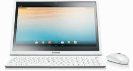 Lenovo N308 equipo todo en uno con Android #CES2014
