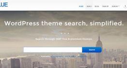 Qlue, buscador de plantillas para WordPress