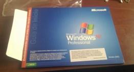 ¿Qué significa el fin de soporte de Windows XP?