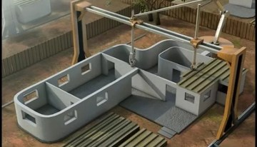 Inicia la construcción de la primera casa que usa tecnología de impresión 3D