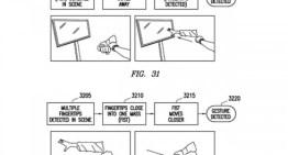 Nueva patente de Samsung apuesta por los relojes inteligentes controlados con gestos de las manos