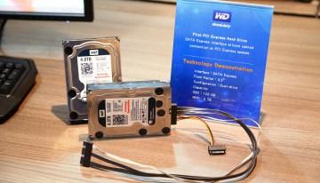 Presenta WD primer disco duro para PCI Express en Computex 2014