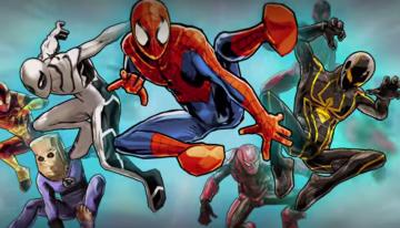 El juego de Gameloft Spider-Man Unlimited se hace presente en el Comic Con