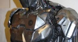 Stratasys viste con impresión 3D a Robocop