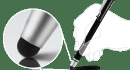 ¿Cómo se usa un lápiz digital?