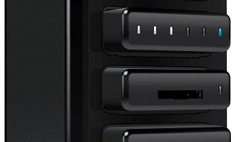 Transfiere y almacena al mismo tiempo tus archivos digitales con la unidad Professional Workflow de Lexar