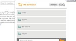 Organiza las pestañas abiertas en Chrome con Tab Bundler
