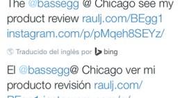 Twitter para iOS permite la traducción de tweets