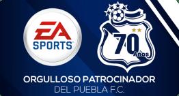 EA Sports, Patrocinador del Puebla F.C.