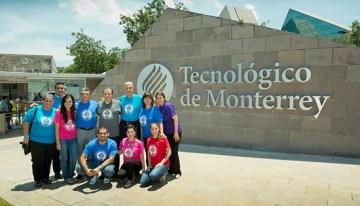 Presenta el Tecnológico de Monterrey nueva estrategia de identidad visual