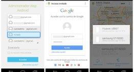 Ya es posible localizar un dispositivo Android desde el equipo de algún amigo