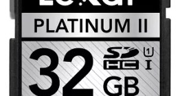 Lexar presenta la tarjeta Platinum II SD-HC / UHS-I