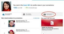 Linkedin presenta una función que ayuda a encontrar y comparar profesionales