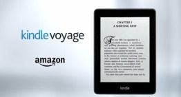 Amazon presenta el Kindle de quinta generación y el nuevo Kindle Voyage