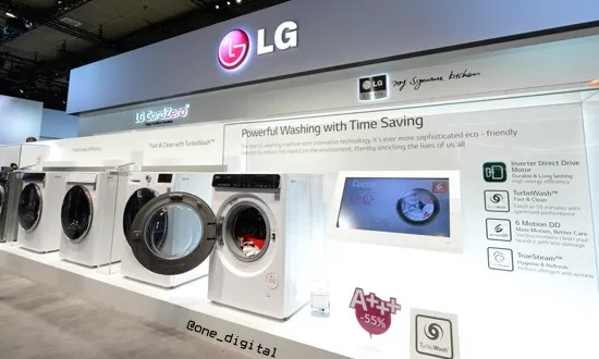 LG_IFA 2014_Washing Machine