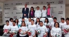 Sony México y YouthBuild International México dan inicio al programa Dream Goal 2014