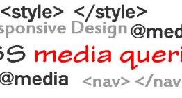 Tips y Trucos: Definir distintos tipos de estilos para versión web o móvil, utilizando Media Query