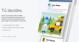 Facebook ofrece herramientas para filtrar los recuerdos de 2015