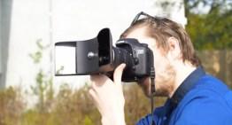 Kula, accesorio para tomar fotos 3D