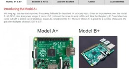 Raspberry Pi A+, ahora más pequeña y barata