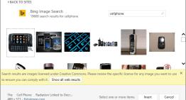 Microsoft reemplaza Office Clip Art con imágenes de Bing