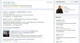 Facebook deja de usar Bing como buscador