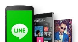 Line Corp adquirió el servicio de streaming de música MixRadio de Microsoft