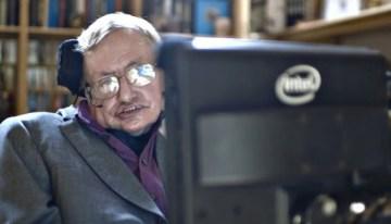 Intel crea versión personalizada de SwiftKey para Stephen Hawking