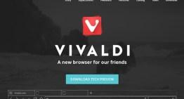 Surge Vivaldi, un nuevo navegador creado por uno de los cofundadores de Opera