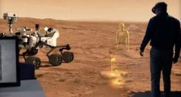 Microsoft y la NASA colaborarán para el desarrollo de tecnologías de exploración en Marte