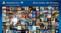 Sony lanza Playstation Now, el servicio que permite jugar juegos de PS3 en PS4