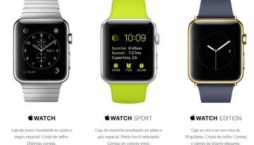 Se espera una demanda inicial de 5 a 6 millones de unidades de Apple Watch