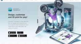 Autodesk presenta herramienta para que los niños impriman en 3D