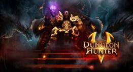 Dungeon Hunter V se estrena el próximo 12 de marzo