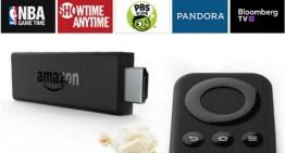 Actualización del Amazon Fire TV permite el uso del almacenamiento via USB