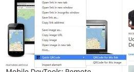 Quick QRCode, extensión para Google Chrome que genera códigos QR