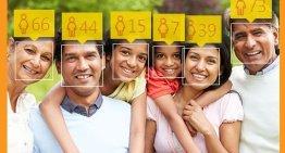 How Old, sitio web que usa tecnología de Microsoft para adivinar la edad a partir de una fotografía