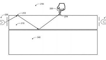 Microsoft patenta una nueva tecnología que desinfecta pantallas táctiles de forma automática mediante Luz UV