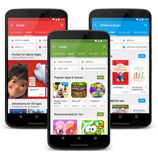 Google-Play-family-screen-trio