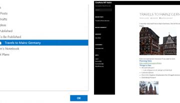 WordPress se integra como socio de Microsoft OneNote