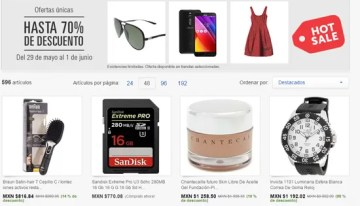 eBay en Hot Sale, la oportunidad para comprar lo que necesitas