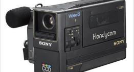 30 años de guardar tus mejores momentos – Handycam