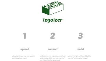 Legoizer, sitio web para crear lo que quieras con piezas de Lego