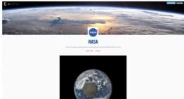 NASA estrena perfil de Tumblr