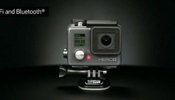 Hero+, su cámara con conectividad inalámbrica más económica de GoPro