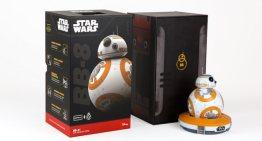 Presentan un juguete basado en el nuevo personaje BB-8 de Star Wars que puede ser controlado desde un Android o iPhone