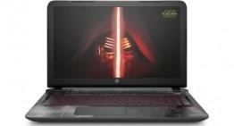 HP presentó la notebook oficial de Star Wars