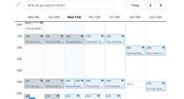 Buffer ahora cuenta con un calendario para planear más adecuadamente las publicaciones en Redes Sociales