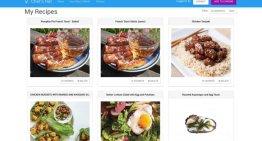Chef's Hat, app y extensión para Google Chrome que nos permite guardar recetas de cocina