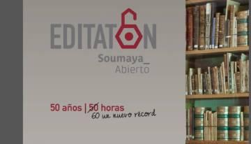 Editatón Wikimedia – Fundación Carlos Slim crea conocimiento libre y gratuito